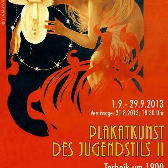 PLAKATKUNST DES JUGENDSTILS II